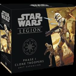 FFG - Star Wars Legion: Phase I Clone Troopers Unit Expansion - EN