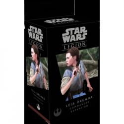 FFG - Star Wars Legion - Leia Organa Commander Expansion - EN