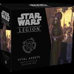 FFG - Star Wars Legion: Vital Assets Battlefield Expansion - EN