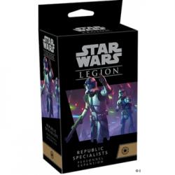 FFG - Star Wars Legion: Republic Specialists Personnel Expansion - EN