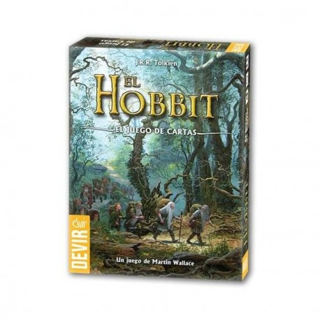 Card game from the famous book The Hobbit J.R.R. Tolkien cards