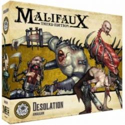 Malifaux 3rd Edition - Desolation - EN
