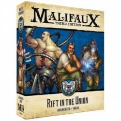 Malifaux 3rd Edition - Rift in the Union - EN