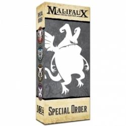 Malifaux 3rd Edition - Elijah Borgmann & Firebranded - EN