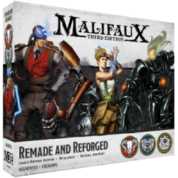 Malifaux 3rd Edition - Remade and Reforged - EN