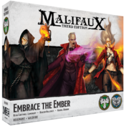 Malifaux 3rd Edition - Embrace the Ember - EN