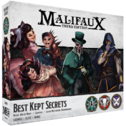 Malifaux 3rd Edition - Best Kept Secrets - EN