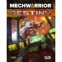 BattleTech MechWarrior Destiny - EN