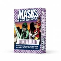 Masks: Deck of Villainy - EN