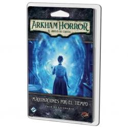 Juego de cartas Arkham Horror Lcg Maquinaciones por el tiempo de Fantasy Flight Games