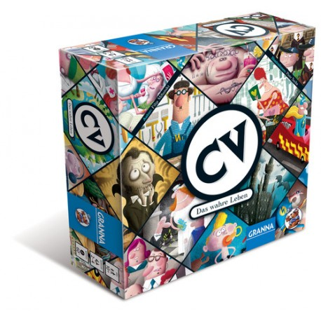 Ever you ever wonder what would have happened if your life have been different? CV Box Content