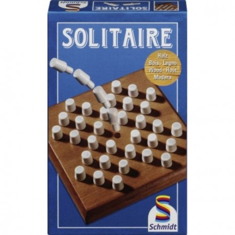 SOLITARIE, Finally no one interferes in your games
