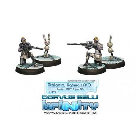Aleph - Atalanta Agemas Nco & Spotbot