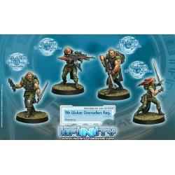 Ariadna: 9th Wulver Grenadiers Regimiento