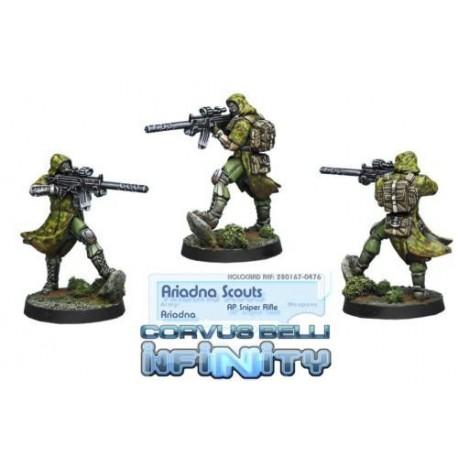 Ariadna - Ariadna Scouts (ap Sniper)
