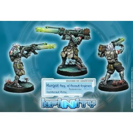 Ejército Combinado - Kurgat-assault Engineers