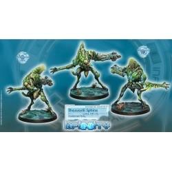 Ejército Combinado - Shasvastii Armor Corp Sphinx