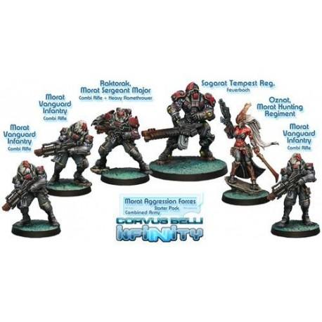 Ejército Combinado - Morat Agression Forces Secto