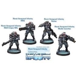Ejercito Combinado - Morat Guardian Infantry