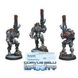 Ejército Combinado : Suryats