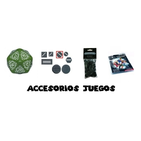 Accessories for games