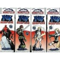 Heroclix miniature table game