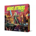 Board Game Mars Attacks miniatures in which you'll be swept away by the alien invasion