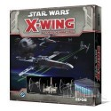 Fantastic game of miniature X-Wing from the fabulous Star Wars Saga