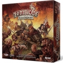 Collection of all games and accessories from Zombicide table game