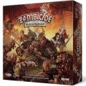 Colección de todos los juegos y accesorios del juego de mesa Zombicide