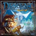 Collection of all games and accessories from Descent table game