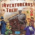 ¡Aventureros al Tren! colección de juegos de mesa sobre trenes