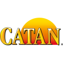 Board game Settlers of Catan along with available expansions