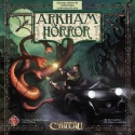 Collection of board games Arkham Horror with all its expansions