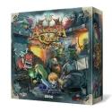 Juego de mesa Arcadia Quest y expansiones