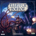Eldritch Horror cooperative adventure game with all expansions