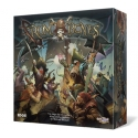 Rum & Bones, tackling pirate board game and expansions