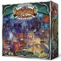 Super Dungeon Explore juego de mesa de héroes y aventura