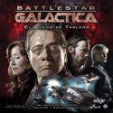 Battlestar Galactica, the board game based on the SCI FI series