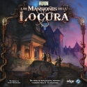 Las Mansiones de la Locura es un juego macabro de horror, demencia y misterio