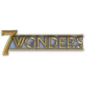 Board game 7 Wonders and expansions. Dynamic, entertaining and attractive game