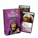 Desafíos de la Naturaleza saga de juegos de cartas con animales