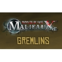 Gremlins Wyrd, all miniature characters models availables