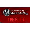 The Guild, all available products from the Wyrd miniatures game
