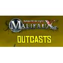 Outcasts, todos los productos disponibles del juego de miniaturas de Wyrd