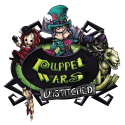 Puppet Wars, all available products from the Wyrd miniatures game