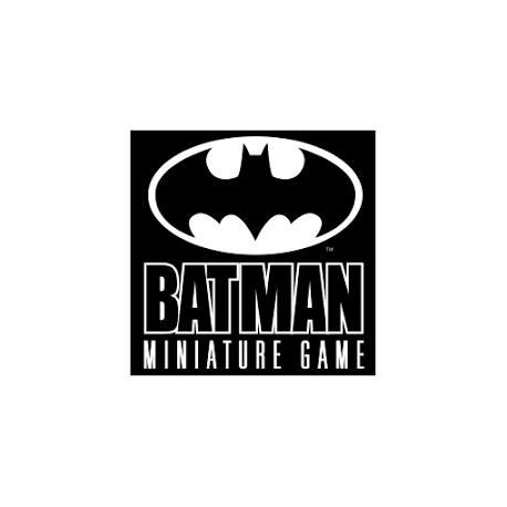 Batman Juego de miniaturas