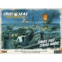 Miniature Game Cruel Seas Naval Battles of the 2nd World War