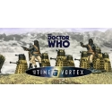 Doctor Who Into The Time Vortex miniature game from Warlord Games