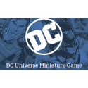 DC Universe Miniature Game miniatures game of Knight Models